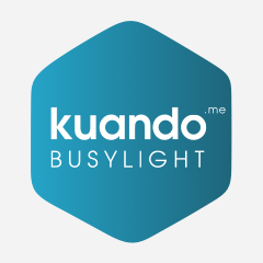 Busylight for TELUS Business Connect